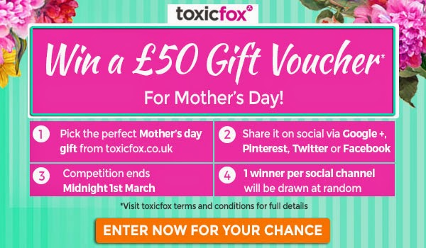 Mothers Day Gift competition