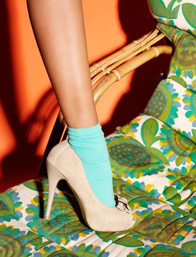 zapatos mujer verano 2011 Blanco