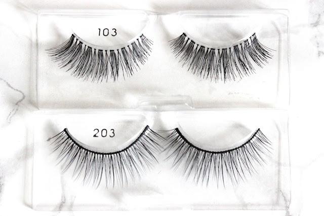 Ono Lash False Eyelashes - 103 and 203