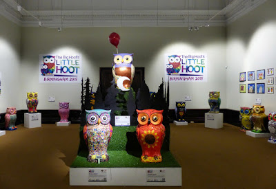 The Birmingham Big Hoot, UK.