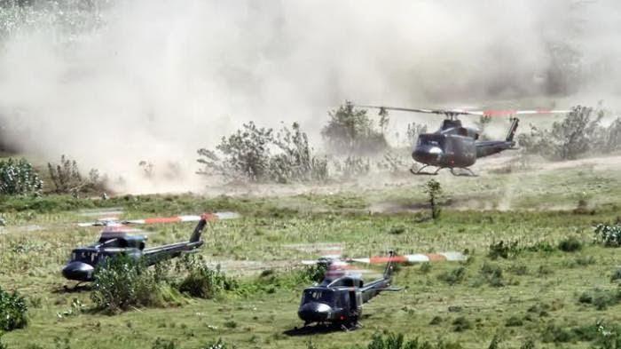 Operasi Mobud Masuk Skenario Latgab TNI di Asembagus