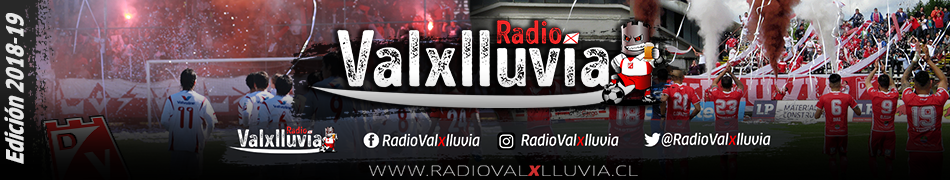 Radio Valxlluvia - La Radio del Hincha Valdiviano