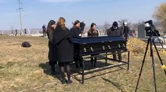 VIDEO: Înmormântare pastor Viorel Candrianu