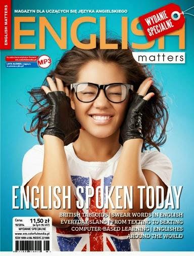 English Spoken Today