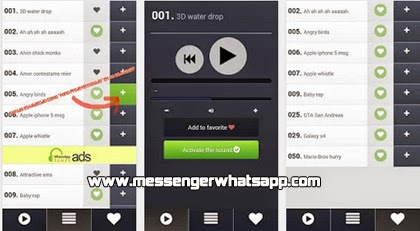 Personaliza tus tonos de tu teléfono movil con Whatsapp Tones