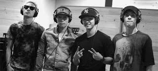 Beast, electro boy & Lee Gik Wang