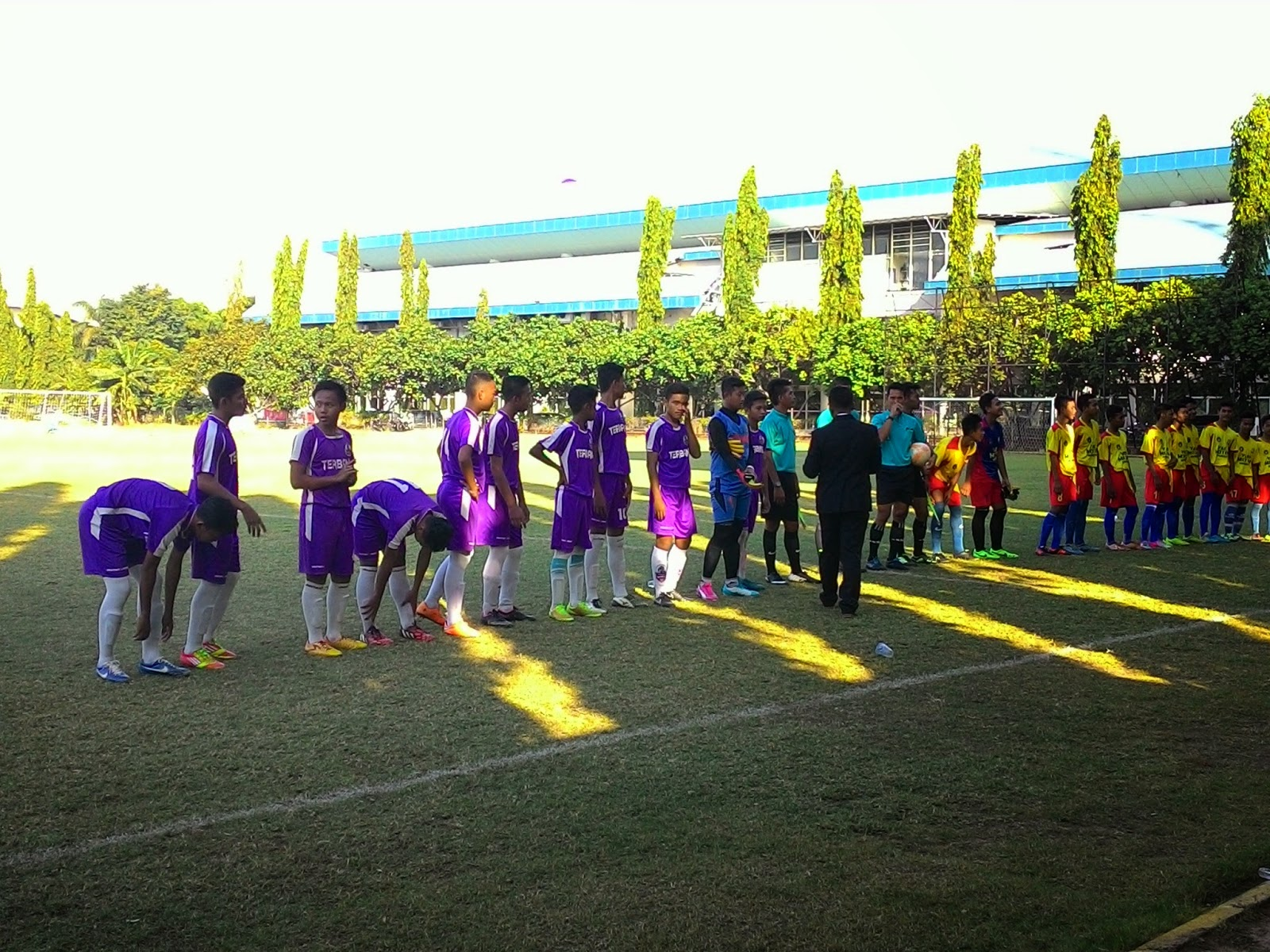 sekolah sepak bola terang bangsa terang bangsa juara liga