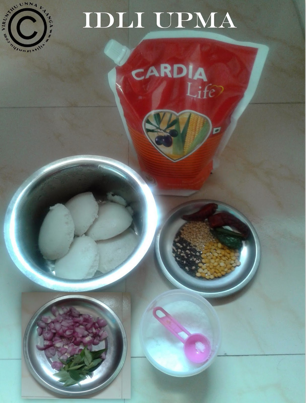 Left -over -Idli -Recipes