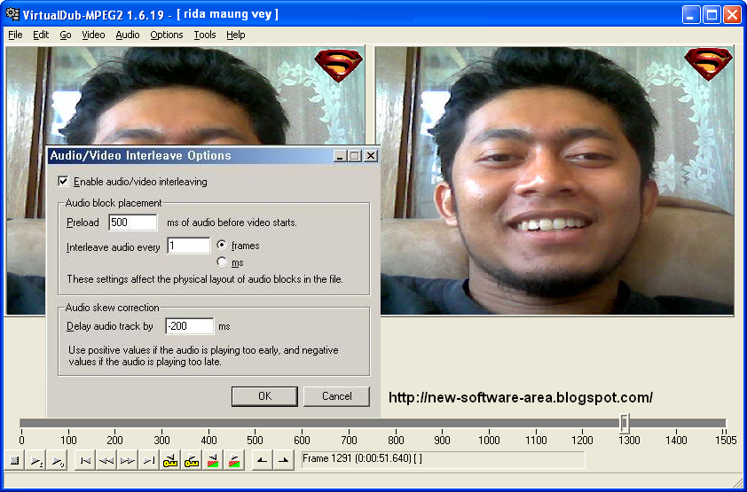 VirtualDub MPEG2 is a video capture and processing utility licensed.