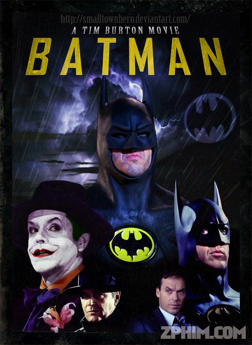 Người Dơi - Batman (1989) Poster