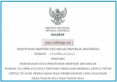 pmk 233 2015