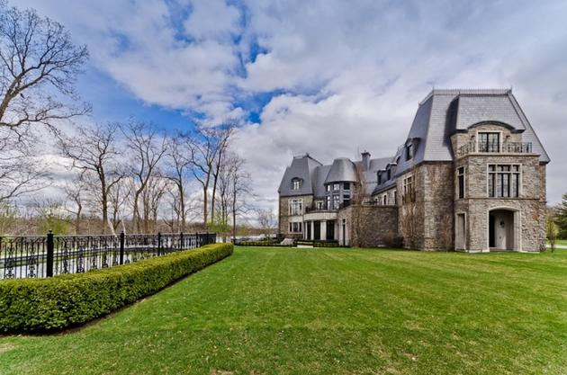 Celine Dion S Private Island Mansion Home Design