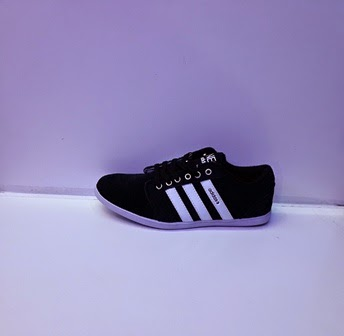 Sepatu Adidas NEO murah,adidas hitam,adidas murah