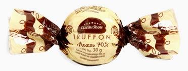 trufa Truffon Mezo 70 % Cacau Show