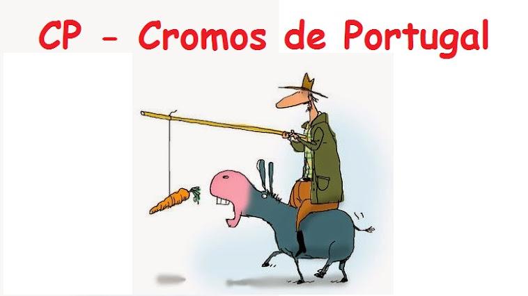 CP - Cromos de Portugal