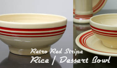 DISHing with HLCCA: Red-Stripe Fiesta Rice Bowls and Individual ...