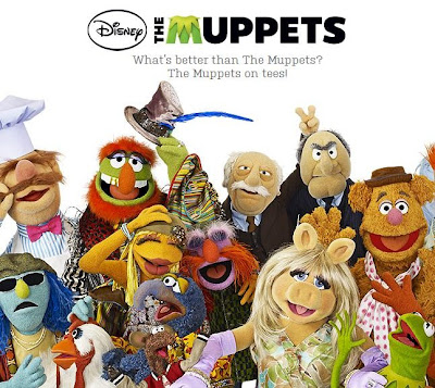 The Muppets T-Shirt Collection by Threadless