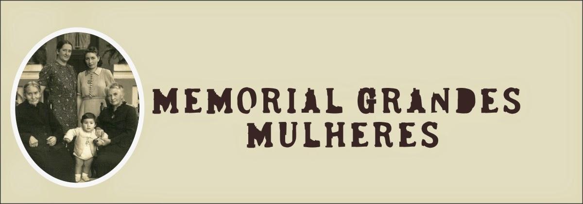 Memorial Grandes Mulheres - Campo Bom/RS