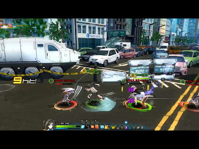 Closers Online - Combat 2