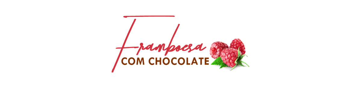 Framboesa com Chocolate