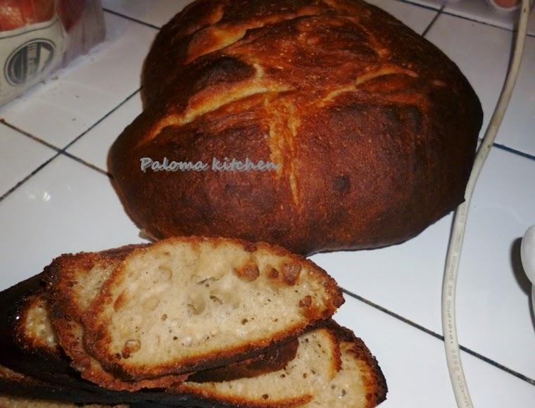 Tartines avec le pain maison et au fromage frais maison for Congeler du pain frais