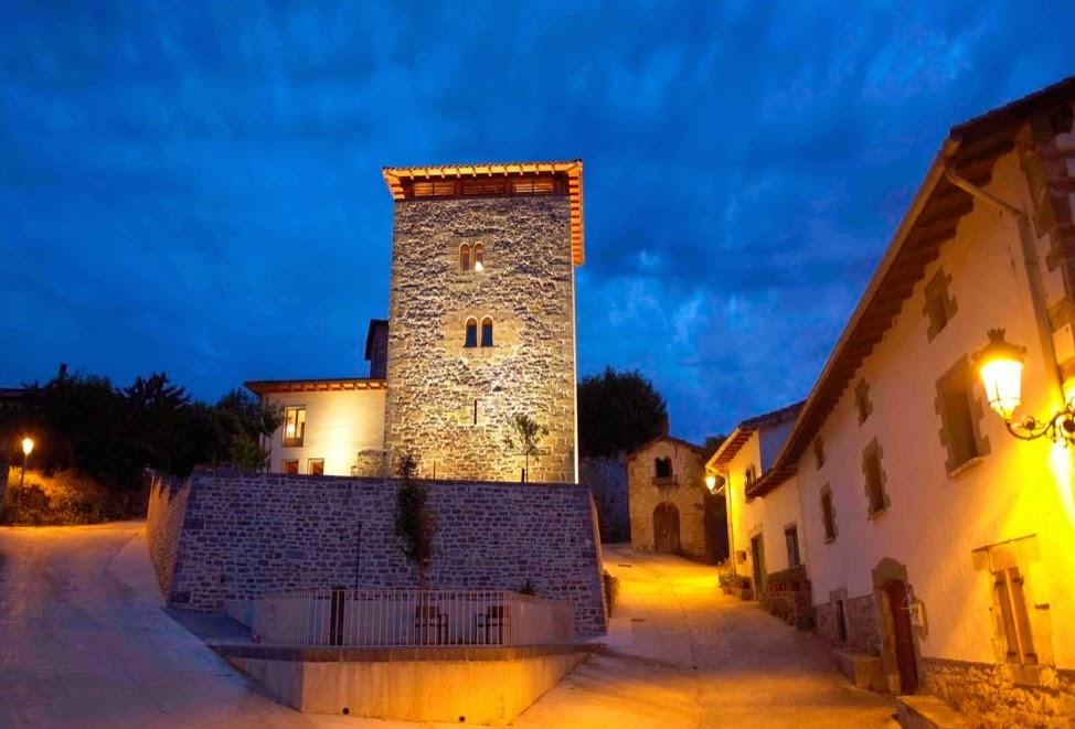 Hotel Torre de Uriz (Navarra)