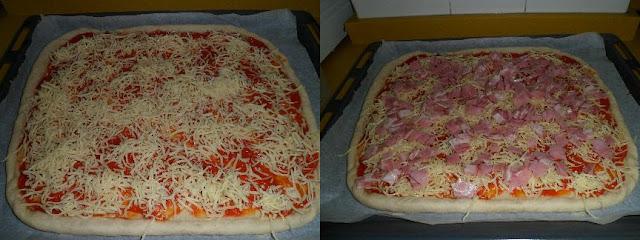 Masa De Pizza (4 O 5 Personas)
