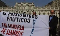 CHILE: Huelga de hambre de ex prIsioneros políticos