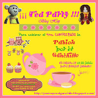 Imagen del cartel tea party