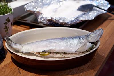 kala nousee suolasta kokonaisena kun kuori kovettuu