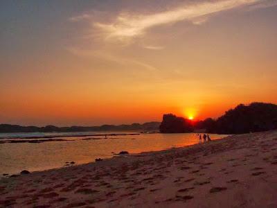 Pantai Sadranan, Tempat Camping Yang Nyaman Di Pantai Gunung Kidul
