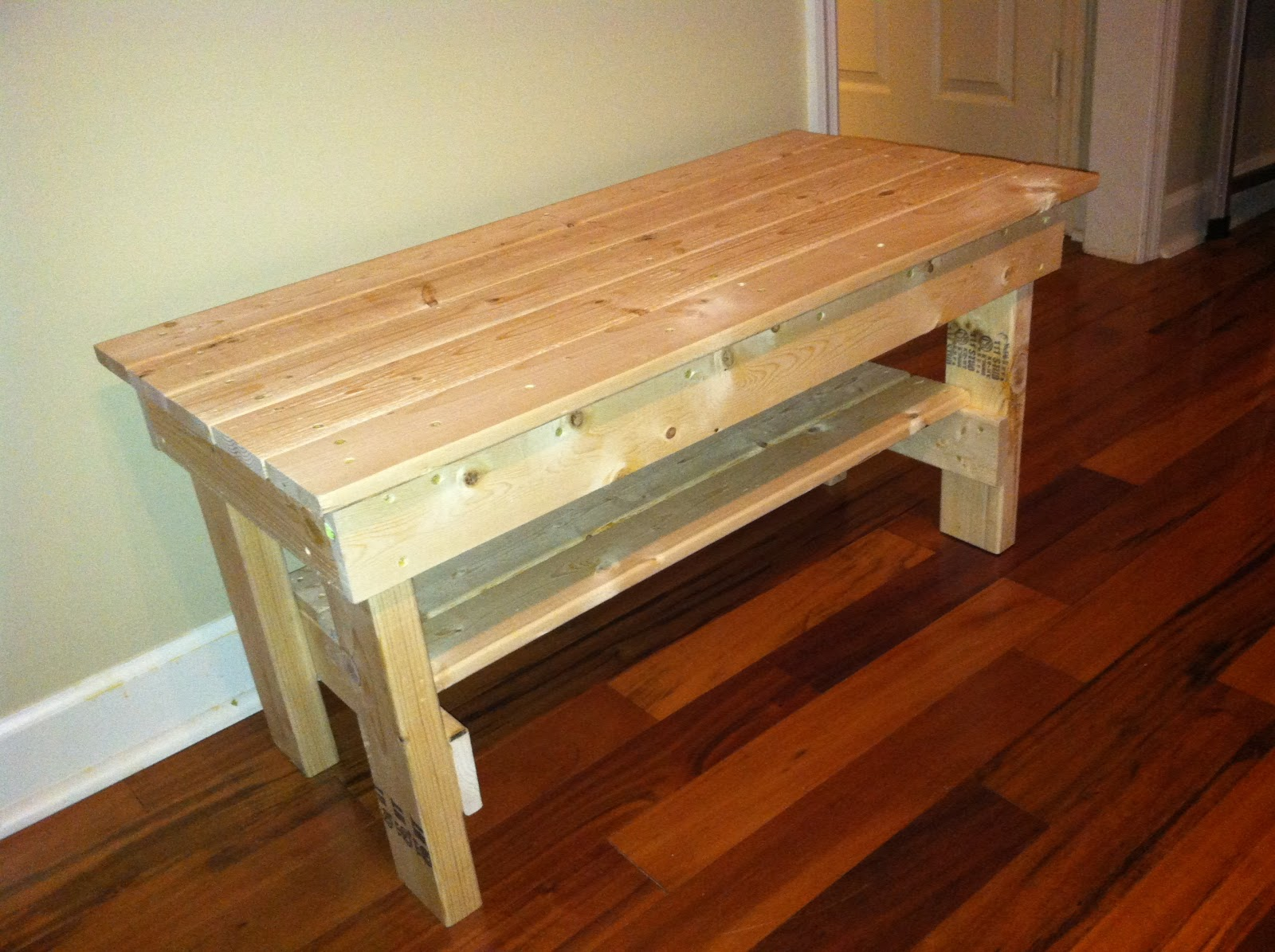 Pdf diy long wooden bench plans download minwax