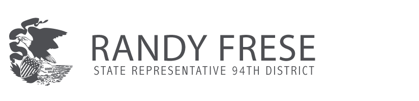 Illinois State Representative Randy Frese