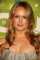 Kaylee Defer CW Network's 2011 Upfront at Jazz at Lincoln Center