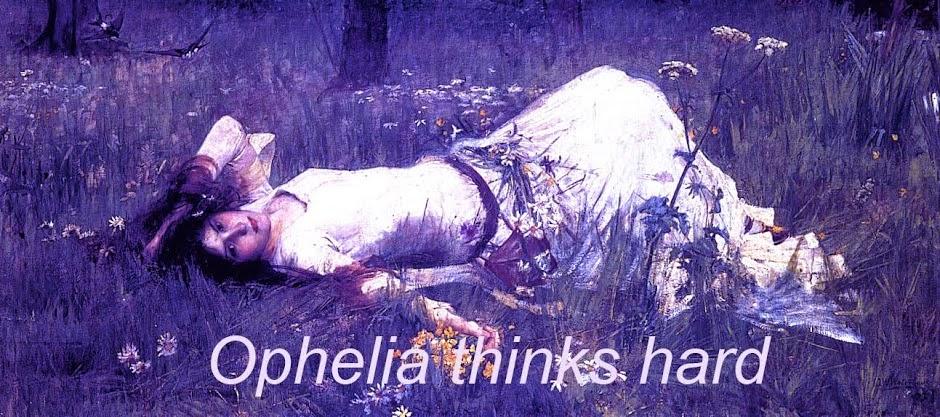 Ophelia's Blog