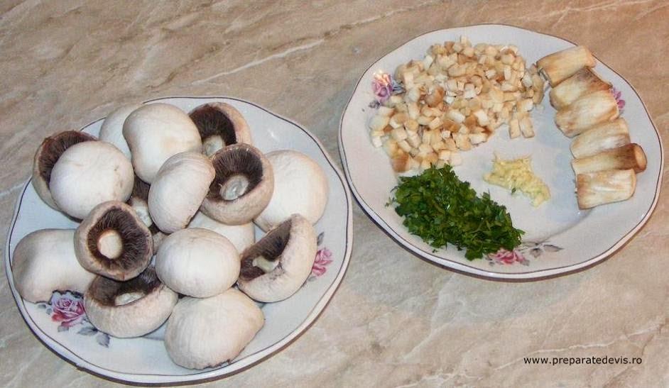 retete si preparate culinare din ciuperci preparare,