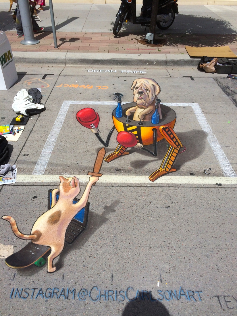 16-Denver-Chris-Carlson-3D-Street-Art-Drawings-and-Paintings-www-designstack-co