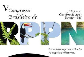 V Congresso Brasileiro de RPPN - MS
