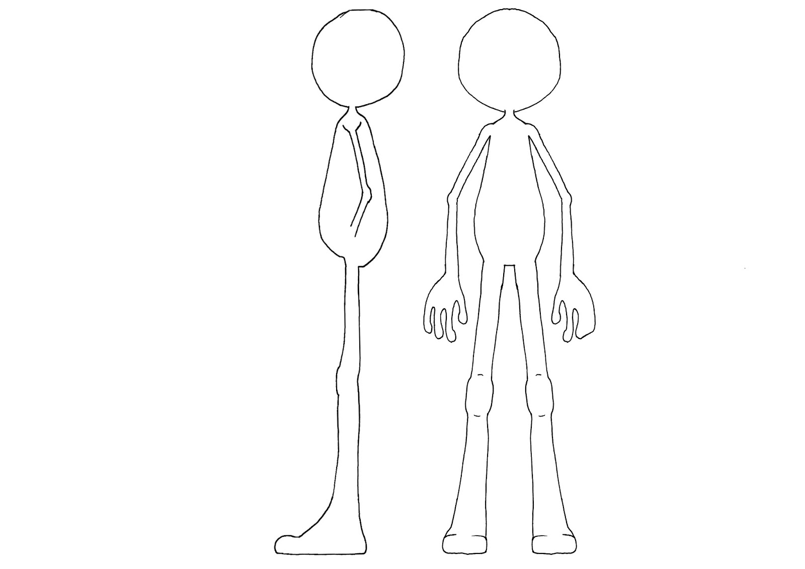 Character Design Basics : Adam weaver animation july