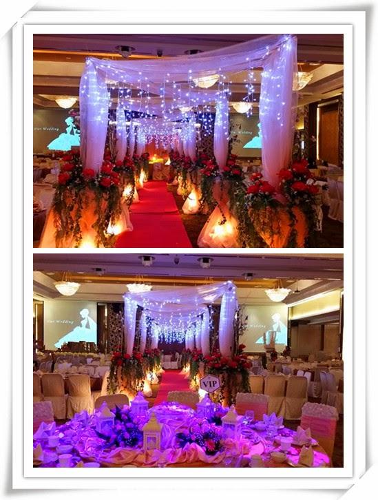 Perak Wedding Expo Seven Days Flower