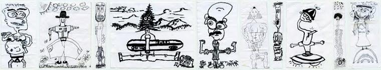 Tri-Fold Drawings