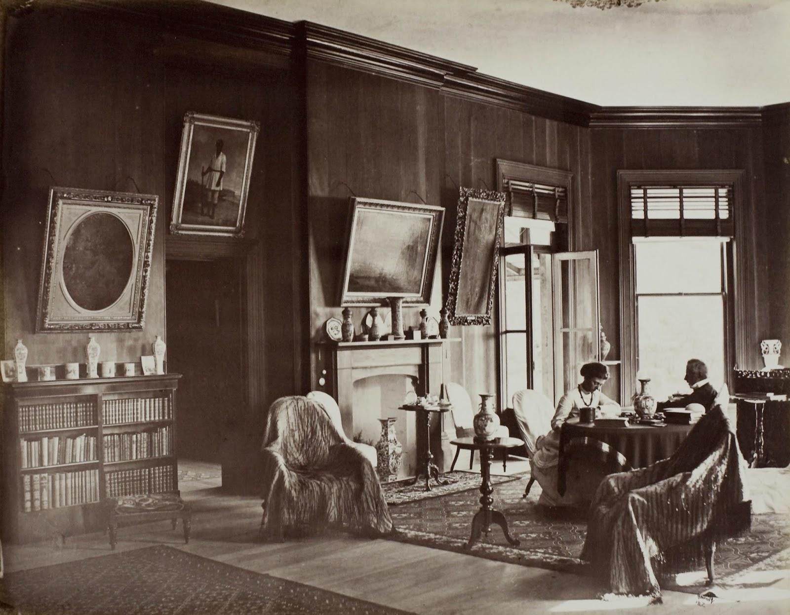 George Greys Drawing Room