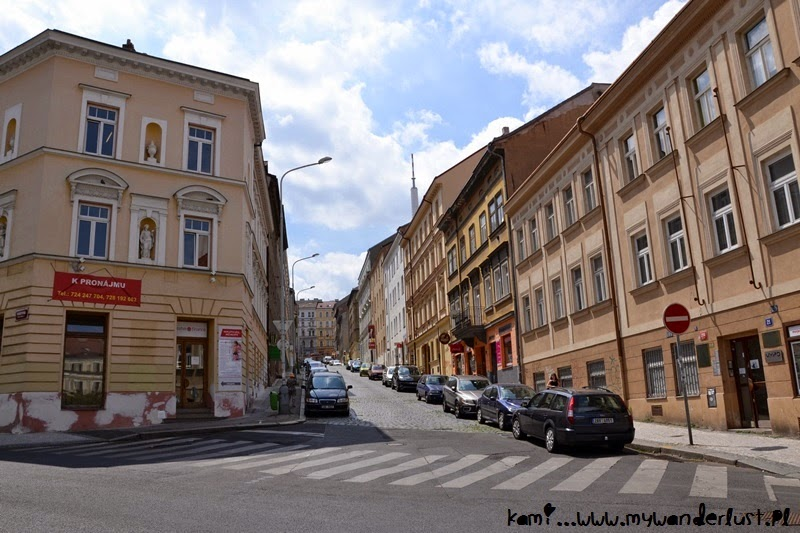 Zizkov streets
