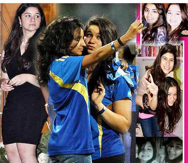 Sara Tendulkar & Sana Ganguly friendship pictures