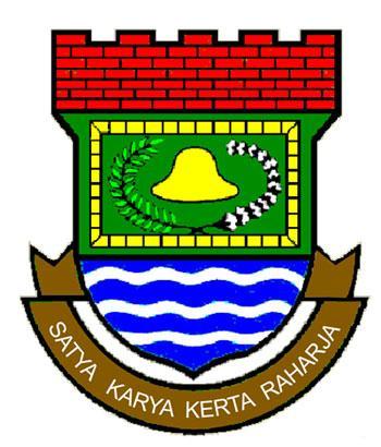 lambang daerah dan motto kabupaten tangerang galih gumelar