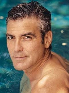 Sexi muškarac George Clooney download besplatne pozadine za mobitele