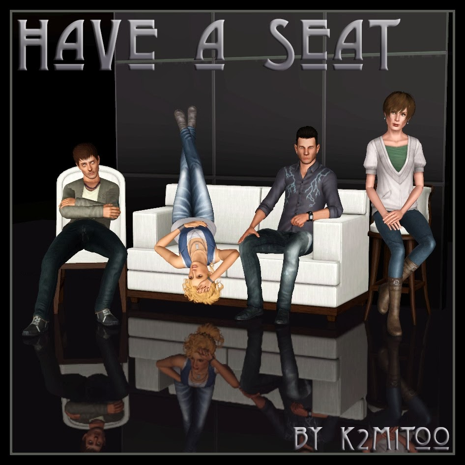 Have A Seat - Covershot