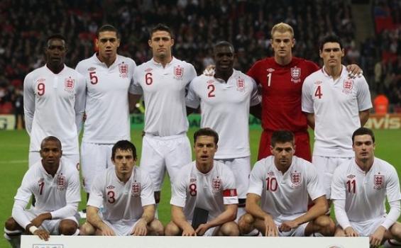 Squad Timnas Inggris