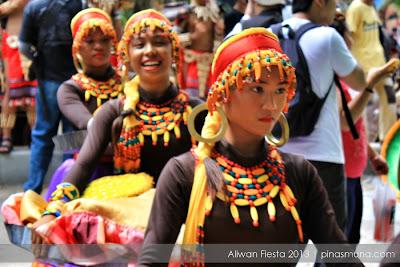 Aliwan Fiesta 2013 Dinagyang Festival of Iloilo
