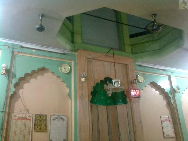 Kiraasaf Masjid - Varanasi - UP 2